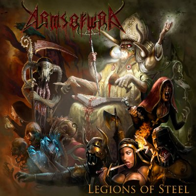 Arms of War - Legions of Steel
